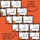 Halloween Adding & Subtracting Decimals Task Cards