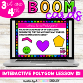 Polygons BOOM CARDS
