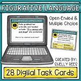 Figurative Language Digital Task Cards - Google Version