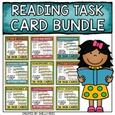Reading Task Cards Bundle for the Year