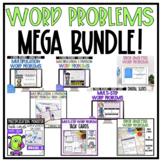 3rd Grade Word Problems Mega Bundle