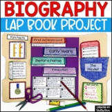 Biography Report Template | Biography Project