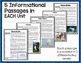 Close Reading Passages & Questions - Animals & Insects Bundle