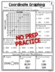 Coordinate Graphing Worksheets