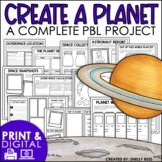 Create a Planet Project Based Learning PBL