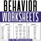 Expected and Unexpected Behavior Worksheets