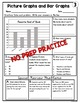 Picture Graphs and Bar Graphs Worksheets