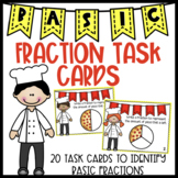Basic Fraction Task Cards