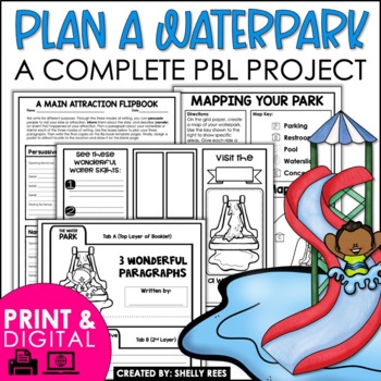 Project Based Learning Design a Waterpark PBL