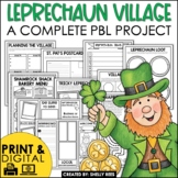 St. Patrick's Day Project Based Learning   PBL Project