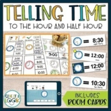 #Boomdollardays | Telling Time to the Hour and Half Hour
