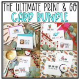 Ultimate Print & Go Card Bundle