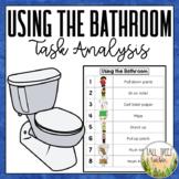 Using the Bathroom Life Skills Hygiene Task Analysis