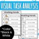 Washing Hands Visual and Worksheets