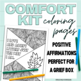 1/2 PRICE 48 HOURS! Comfort Kit Grief Box 27 Positive Affi