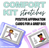 1/2 PRICE 48 HOURS! Positive Affirmation Stretch Cards - G