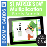 1/2 PRICE 48 HOURS St. Patrick's Day Boom Cards | Multipli