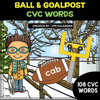 CVC MATCHING GAMES
