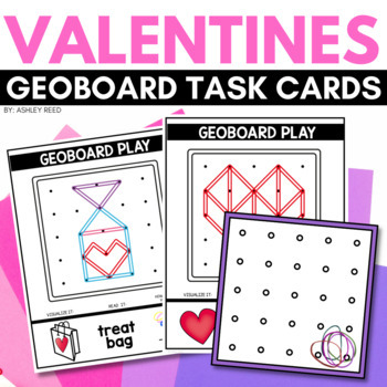 VALENTINES STEM STATIONS BUNDLE for FEBRUARY
