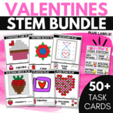 VALENTINES STEM STATIONS BUNDLE for FEBRUARY