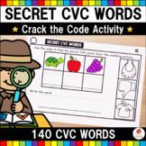 Secret CVC Words (Distance Learning)