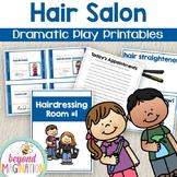 Hair Salon Dramatic Play Set