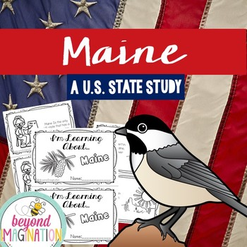 Maine State Study Booklet
