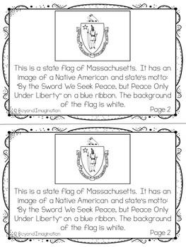 Massachusetts State Study Booklet