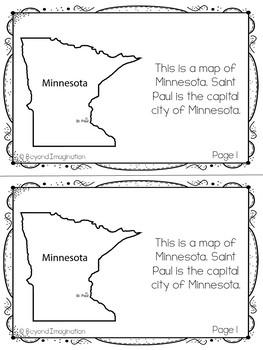 Minnesota State Study Booklet