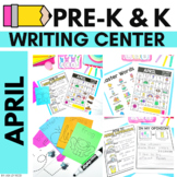 APRIL Writing Center for Preschool and K | EASTER & SPRING