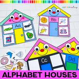 Alphabet Activity or Literacy Center for Preschool and Kin
