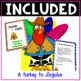 Disguise a Turkey   Break the Code   Critical Thinking Skills
