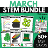 ST. PATRICK'S DAY STEM STATIONS BUNDLE for MARCH