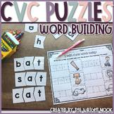 CVC Word Building Practice