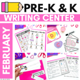FEBRUARY Writing Center for Preschool and K | VALENTINES