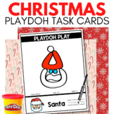 CHRISTMAS Playdoh Mats for December