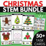 CHRISTMAS STEM STATIONS BUNDLE for December