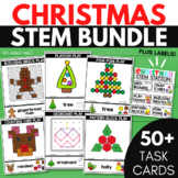 CHRISTMAS STEM STATIONS BUNDLE for December