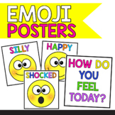 Emotion or Feelings Posters