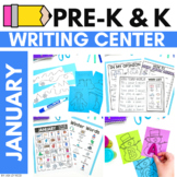 JANUARY Writing Center for Preschool and K | WINTER