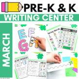 MARCH Writing Center for Preschool and K | ST. PATRICK'S