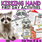 First Day of School with The Kissing Hand