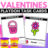VALENTINES Playdoh Mats for FEBRUARY