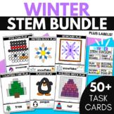 WINTER STEM STATIONS BUNDLE for December or January