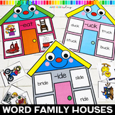 Word Family and Rhyming Literacy Center