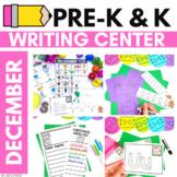 DECEMBER Writing Center for Pre-K and K | CHRISTMAS