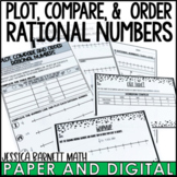 Plot, Compare and Order Notes and Such
