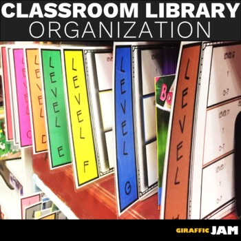 Classroom Library Labels   Classroom Library Book Labels   Library Organization