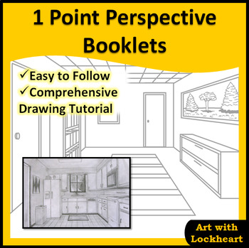 1, 2, and 3 Point Linear Perspective Bundle