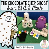 The Chocolate Chip Ghost - Retell, Writing Prompts, Crafts, STEM, Math, & More!